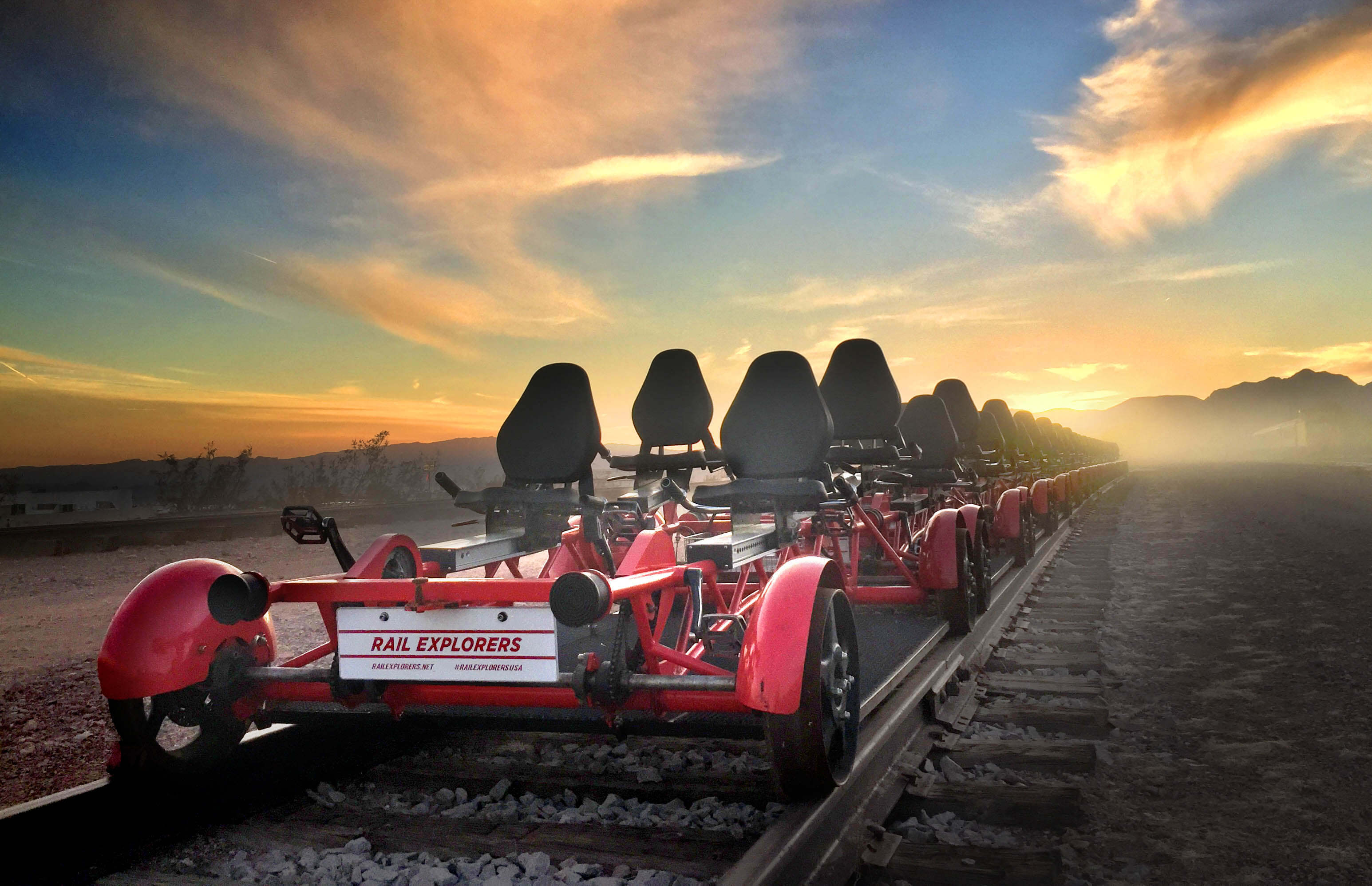 Experience The Magic Of The Railroad Like Never Before
