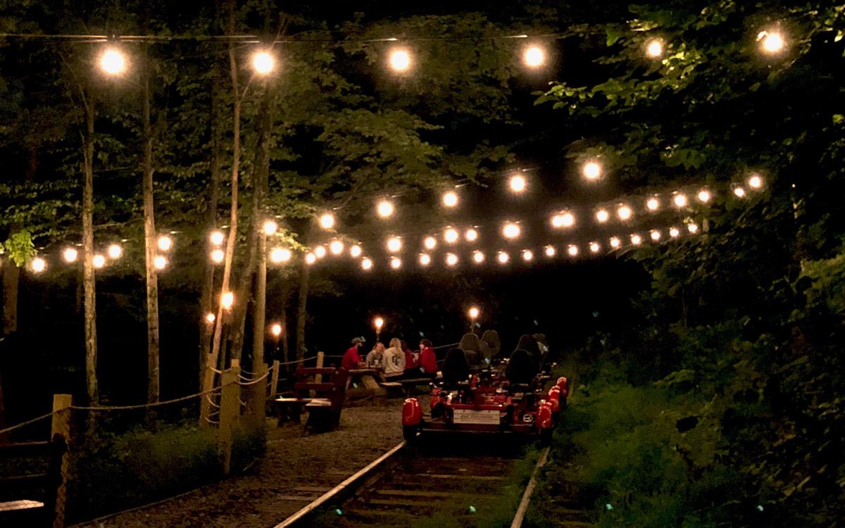 The Catskills, NY: Midsummer's Night Tour