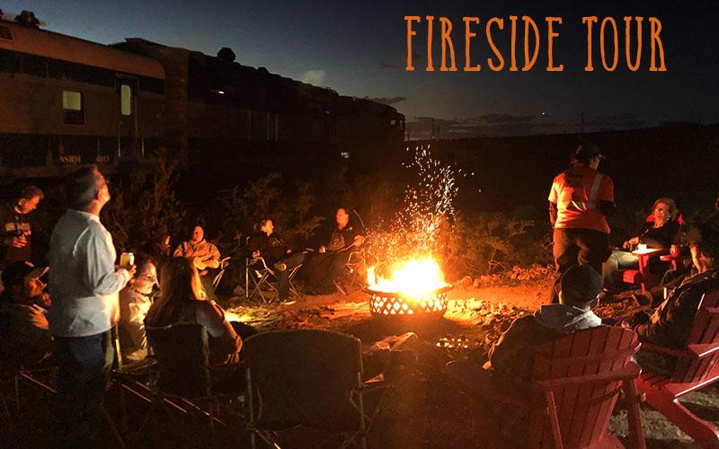 Las Vegas: Fireside Starlight