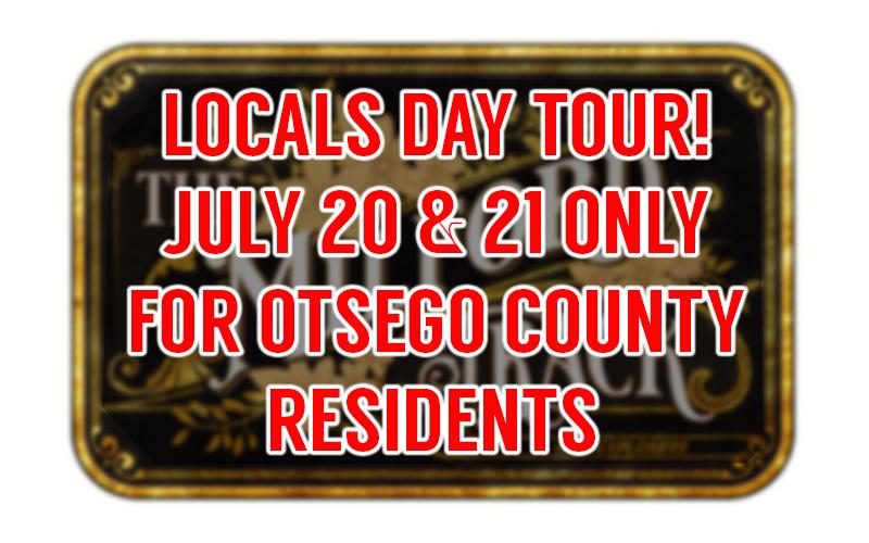 Cooperstown: LOCALS DAY TOUR