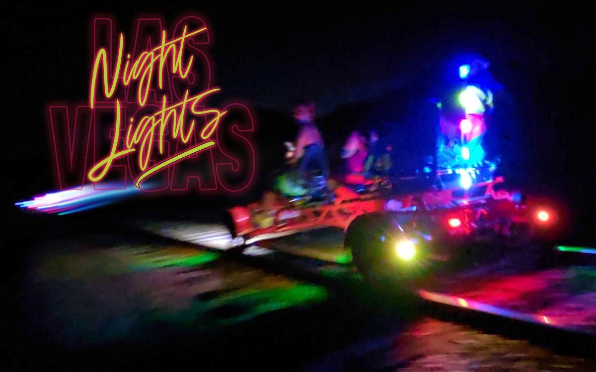 Las Vegas: Night Lights