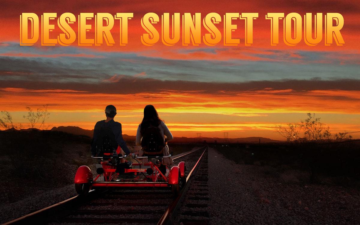 Las Vegas: Desert Sunset Tour
