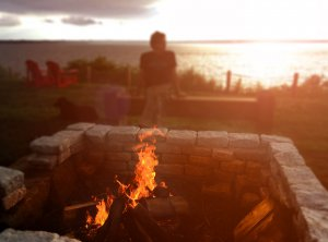 Rhode Island Division: campfire on the Southern Circuit