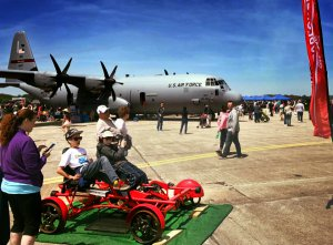 Quonset Air Show
