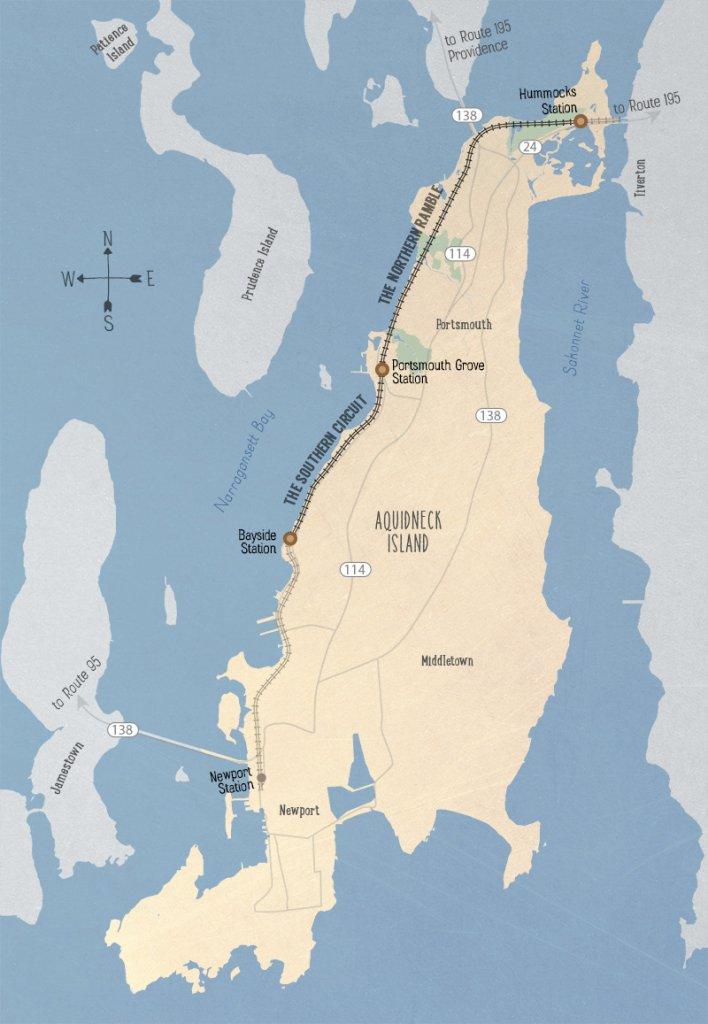 Rail Explorers locations - where can I ride the rails? - Rail ...