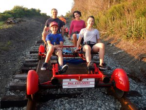 Rhode Island Governor Gina Raimondo and family